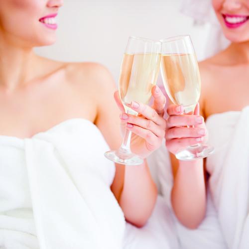 Bacheloret spa party