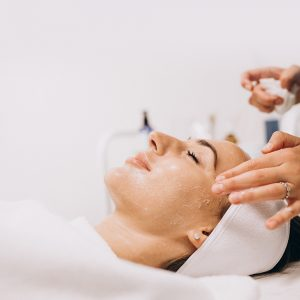 Dermato cosmetic facial treatments